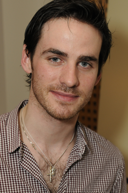 Colin O'Donoghue of The Rite at the Jizo and Chibi Pre-Emmy Gift Suite