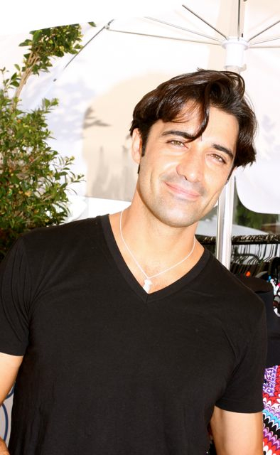Gilles Marini of ABC's Brothers and Sisters at the Jizo and Chibi Pre-Emmy Gift Suite
