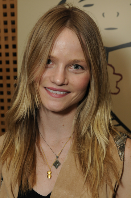 Lindsay Pulsipher of HBO's True Blood at the Jizo and Chibi Pre-Emmy Gift Suite