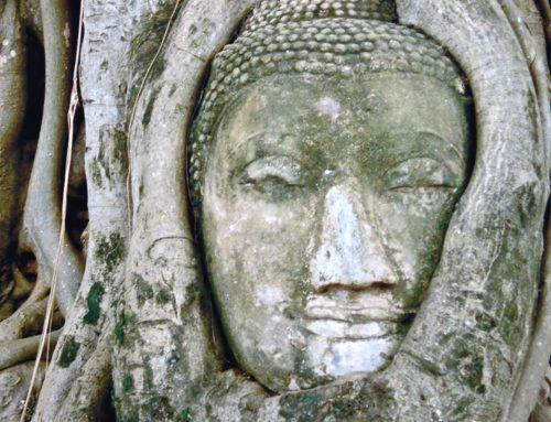 Jizo, Buddha and The Second Step