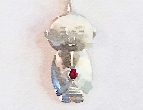 Make Jizo Your Valentine